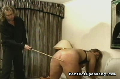 A special kind of love spank