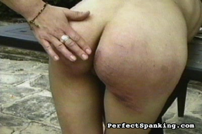 trailerfhg Young Naked Ass Spanked   Spanky Freaks Real girls get severely punished and have their bottoms spanked