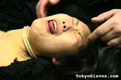trailerfhg Kikuko is a sexy young punk goth Japanese girl
