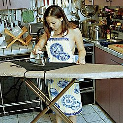 Fetish Sex : Ironing Board Blues!
