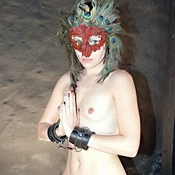 Fetish Sex : Masked Masochst!