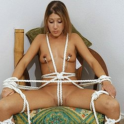 Fetish Sex : Tied and Tethere!