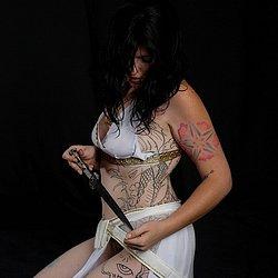 Fetish Sex : Tattoo Savage Bound and Gagged 2!