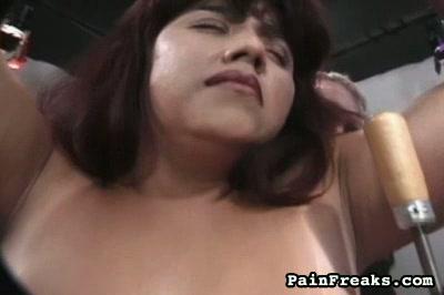 Fetish Sex : BigTiT Bondage 7!
