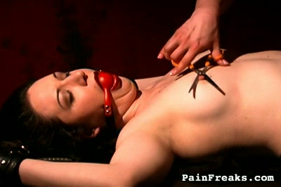 Bdsm xxx master shows his softer side to young horny submiss 5