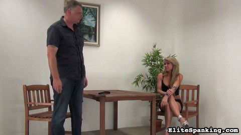 Preview Elite Spanking - Begging for a Spanking 46
