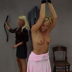 spanking punish