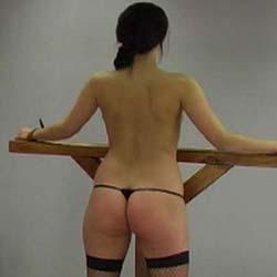 spanking sarah