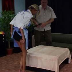 booty spanking