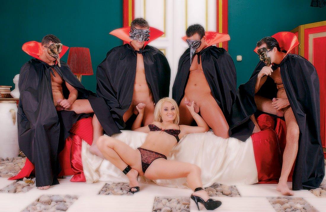 Сексуальный обряд и вызов богини порно