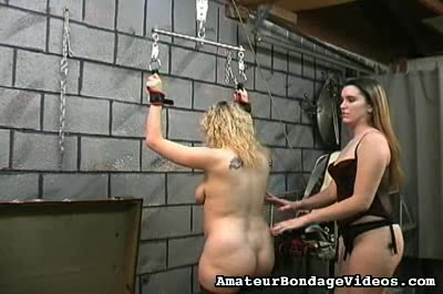 Bondage Porn : Extreme punishments for two sweetest damsel!