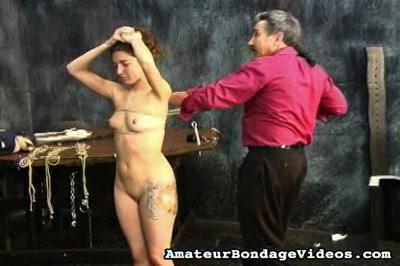 Bondage Porn : Tortured Trio!