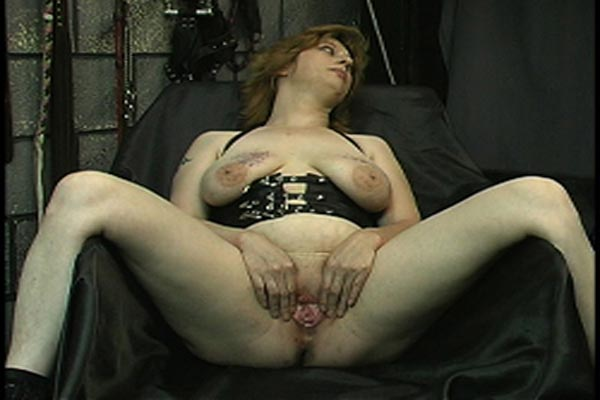 Woman bondage video the kat