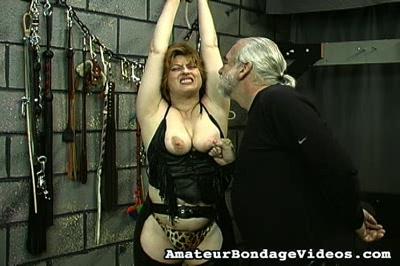Bondage Porn : Sexy Kat Abused!