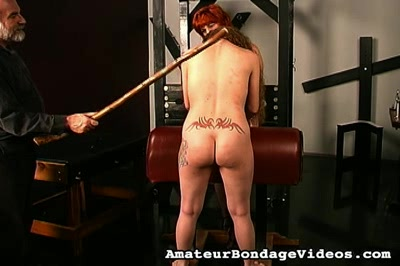 Bondage Porn : Abused mifl!