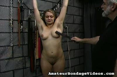 Bondage Porn : Titty Twister Torment!