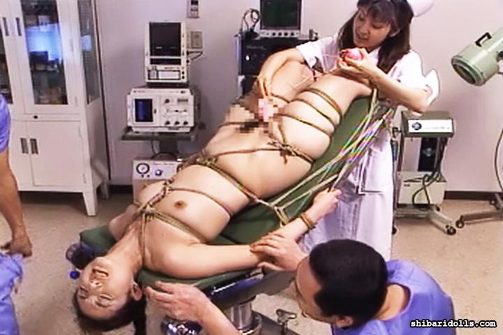 Extreme doctor bondage
