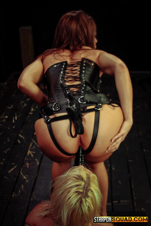 Fetishnetwork bibi miami busty bound sex 1