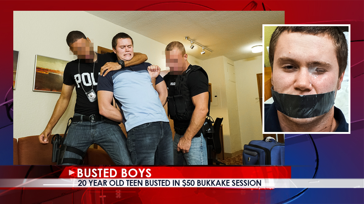 Preview Busted Boys - Busted Boys - Damien Nichols