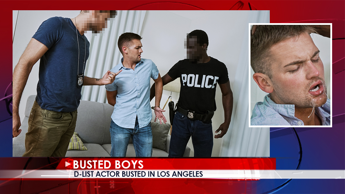 Preview Busted Boys - Busted Boys - Conner Mason