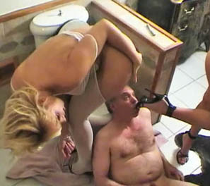 Blondes Who Smother Humiliation Femdom Videos