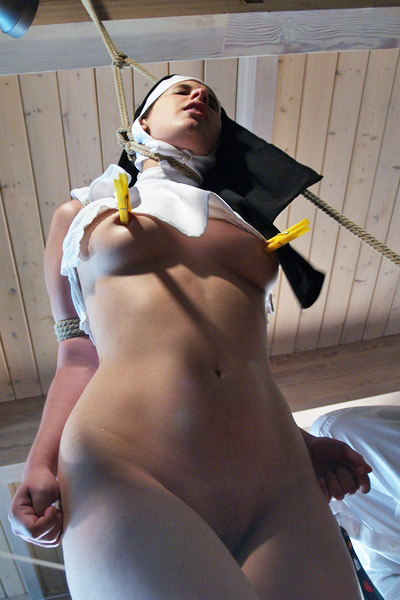 Some bondage torture sex videos are very hard to explain.