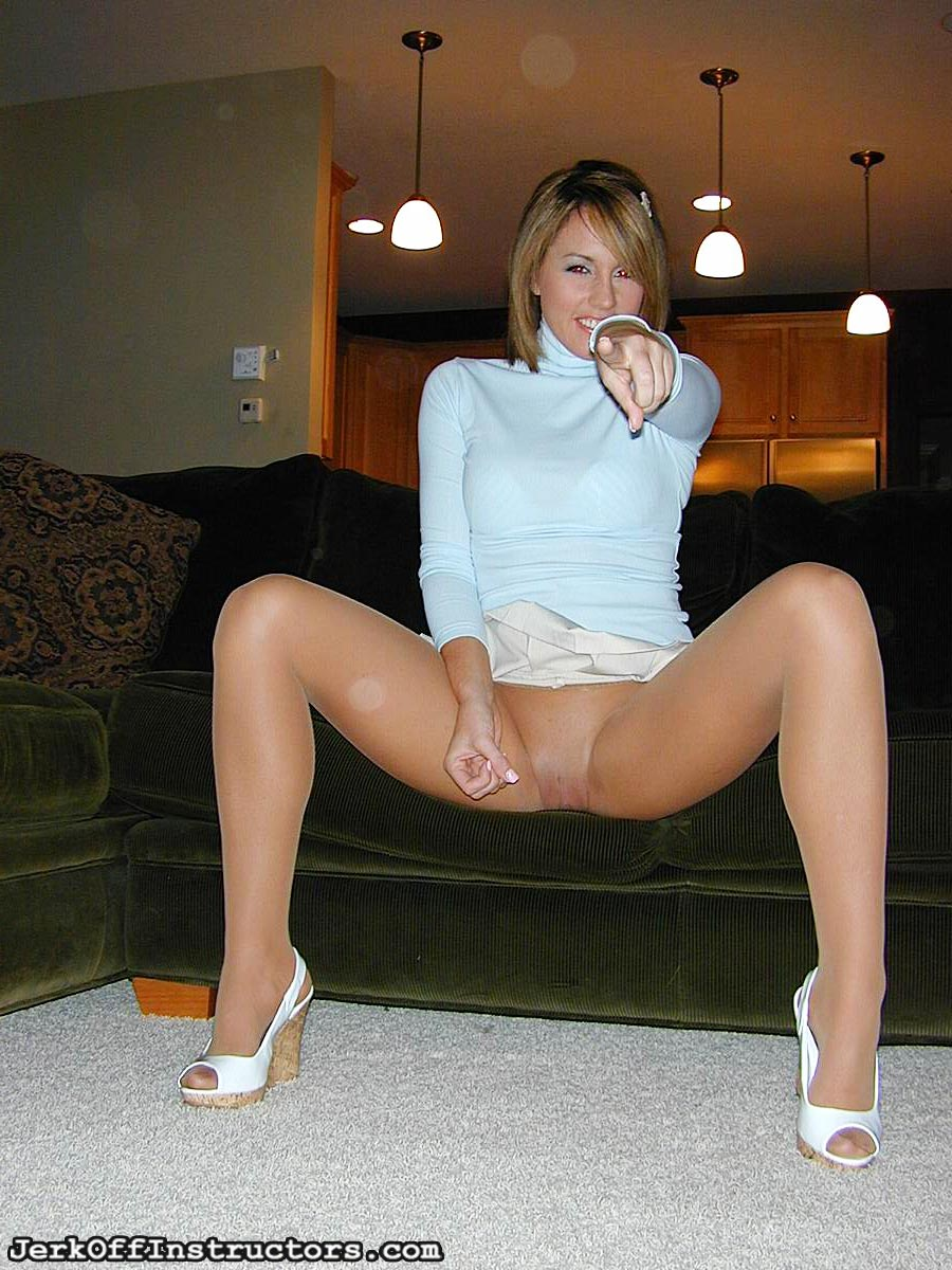 Stockings threesomes clips