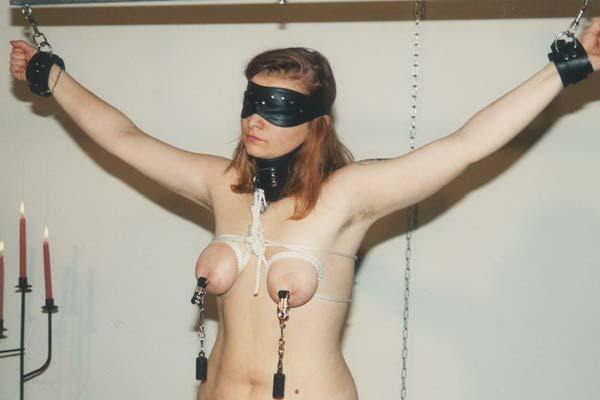 Something is. light breast bondage apologise