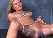 Spread and Tortured Breast Bondage Videos