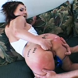 01 Ass Fisting Trish Trailer   Ass Choking Action TeachMeFisting.Com