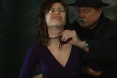 BDSM Library : Sweet Cecilia is one of the nerdy slaves!