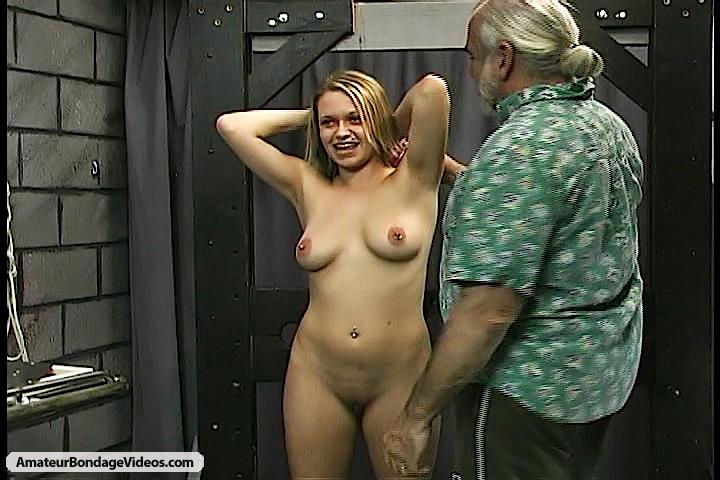 Bondage sold master len