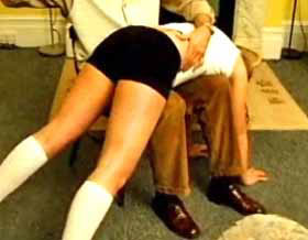 01 Pretty Teen Butts Spanked   Wicked Daughter Bruised and Abused Free gallery