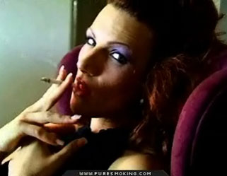 04 List Audiovisual Pictures Of Effects Of Smoking   Sultry Smoking Beauty
