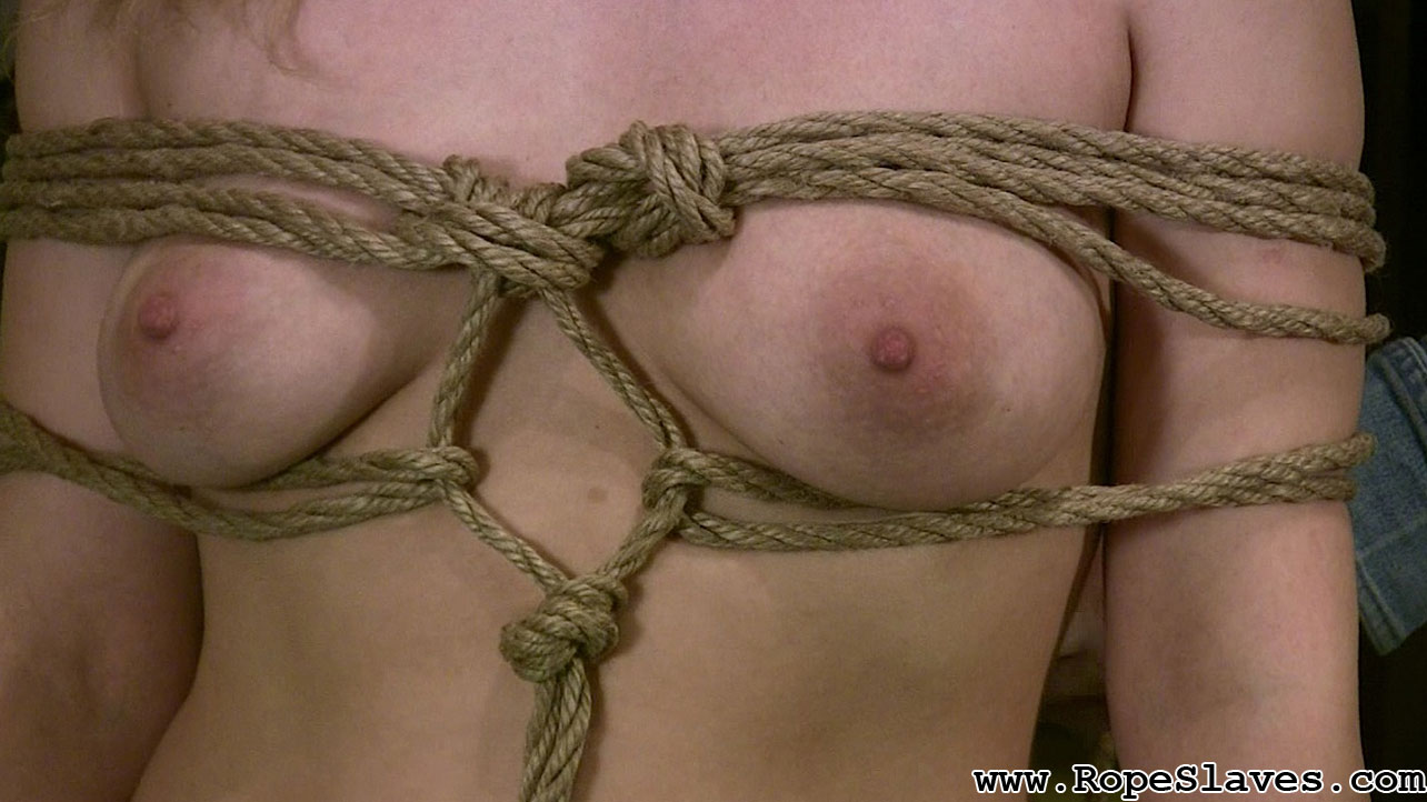 04 Pantyhose Smoker Reviews Galleries My   Perky Tits in Shibari My Stockings Fetish free pictures gallery