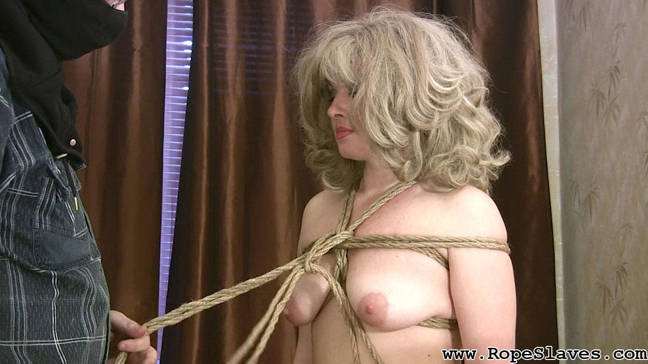 04 Sadism Masochism   Blond Milf Bondage