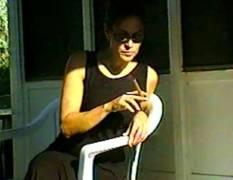 01 Beatiful Women Smoking   Gina Raw